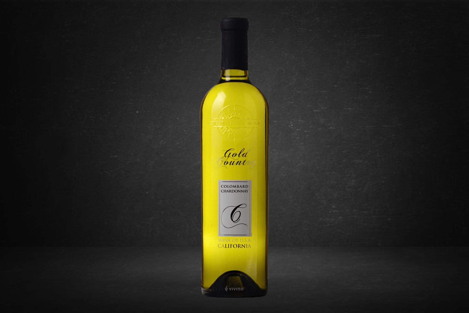 Gold Country, Colombard Chardonnay