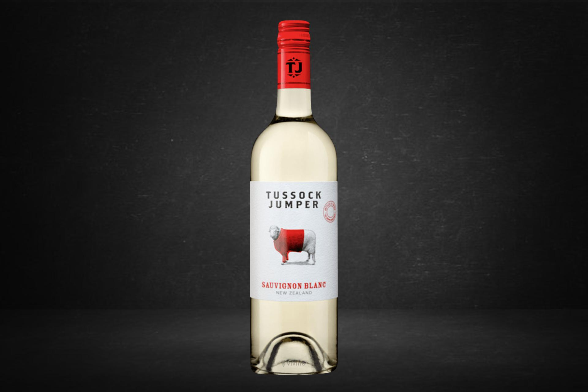 Tussock Jumper, Sauvignon Blanc